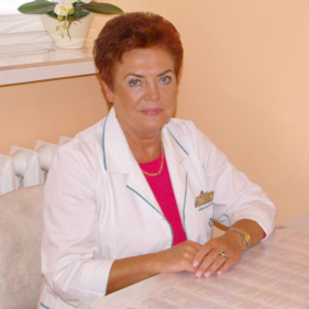 Specjalista ginekolog, położnik - dr Iwona Szaferska